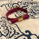 Kate Spade Jewelry | Kate Spade Belt Bracelet In Pink | Color: Pink | Size: Os