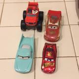 Disney Toys | Disney Car Toy Set | Color: Brown/Red | Size: One
