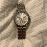 Michael Kors Accessories | Michael Kors Silver And Gold Watch | Color: Gold/Silver | Size: Os