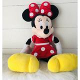 Disney Toys   Disney Store Minnie Mouse Plush Toy Red 18 Inches   Color: Red/White   Size: All