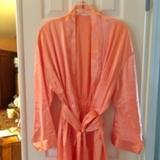 Victoria's Secret Intimates & Sleepwear | Ladies Robe | Color: Orange | Size: Os