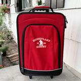 Disney Other   Disneyland Resort Red Suitcase   Color: Red   Size: Os