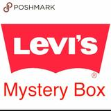 Levi's Other | Levi'S Reseller, Mystery, Inventory, 5lbs Box-Hot! | Color: black | Size: 5 Lbs Mystery Box-Levi'S