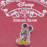 Disney Jewelry   Disney'S Mickey Mouse Sterling Silver Charm Bead!   Color: Silver   Size: Os