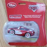 Disney Toys | Disney Cars Die Cast Epilogue Mcqueen | Color: Red/White | Size: Osb