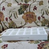 Coach Accessories   Coach Accessories Holder   Color: White   Size: Os