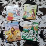 Disney Other | Disney Book Bundle (4 Books!) | Color: Red | Size: Os