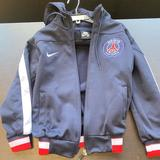 Nike Shirts & Tops   Nike Kids Paris Saint Germain Jacket Size 2t   Color: Blue/Red   Size: 2tb