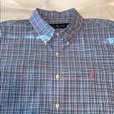 Polo By Ralph Lauren Shirts | Cleaning Out My Closet | Color: Blue | Size: Xl