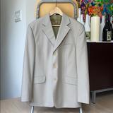 Burberry Suits & Blazers   Burberry X Taupe Suit   Color: Tan   Size: 34r
