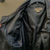 Michael Kors Jackets & Coats | Leather Moto Jacket Michael Kors | Color: Black | Size: 10m