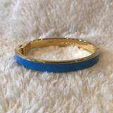Kate Spade Jewelry   Kate Spade Head In The Clouds Bangle   Color: Blue/Gold   Size: Os
