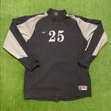 Nike Shirts | Nike Soccer Football Goalkeeper Goalie #25 Jersey | Color: Black | Size: L