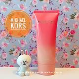 Michael Kors Bath | Michael Kors Wonderlust Body Wash 3.4 Fl Oz 100 Ml | Color: Orange | Size: 3.4 Fl Oz Or 100 Ml