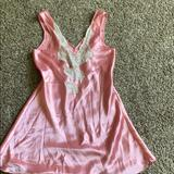 Victoria's Secret Intimates & Sleepwear | Matching Nightgown And Robe | Color: Pink | Size: S