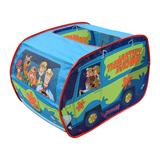 Scooby Doo Mystery Machine Pop Up Tent, Blue