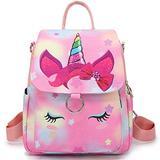 Mini Backpack Girls Women Cute Small Bookbag Kids Backpack Purse Convertible Shoulder Bag Tie dye