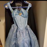 Disney Costumes   Halloween, Cinderella Dress   Color: Blue   Size: Osg
