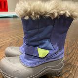 The North Face Shoes   Kids The Northface Snow Boots   Color: Blue/Gray   Size: 1g