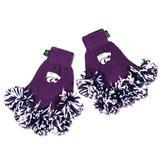 """""""Kansas State Wildcats Spirit Fingerz - Purple"""""""