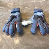 Nike Accessories | Nike Gk Grip3 Soccer Goalkeeper Goalie 7 | Color: Gray/Silver | Size: 7