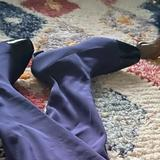 Zara Shoes   Long Knee High Navy Boots Size 8   Color: Blue   Size: 8