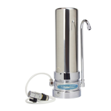 Countertop Water Filter - Smart Triple Filtration System by Crystal Quest