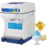 vivohome Electric Ice Crusher in Blue/White, Size 16.9 H x 14.6 W x 11.0 D in | Wayfair X0027OFPH1