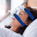 CPAP Comfort Pads by North American Health+Wellness in Blue