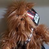 Disney Toys | Chewie Backpack | Color: Brown | Size: Osb