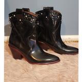 Coach Shoes   Nwob Coach Cowboy Boots   Color: Black   Size: Various