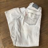 Levi's Bottoms | 12 Reg 511 Levis | Color: Gray | Size: 12b