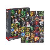 Toynk Toys Puzzles - Marvel Supervillains Face Collage 1,000-Piece Puzzle