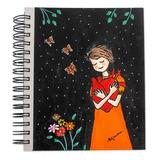 Art print journal, 'Alita's Heart'