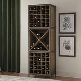 """Thayer Wine Tower - Two Grid Boxes and One """"X"""" Box - Ballard Designs"""
