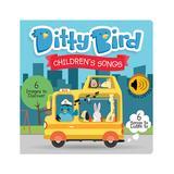Ditty Bird Interactive Play Books - Ditty Bird: Children's Songs Sound Book