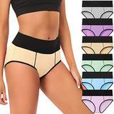 Underwear for Women, Women's Cotton Underwear,Soft Underwear Women Briefs,Ladies Comfort Breathable Underpants Panties