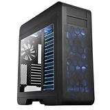 Adamant Custom Full Tower 18-Core Liquid Cooled Workstation Desktop Computer Intel Core i9-10980XE 3.0GHz X299 Aorus 256Gb RAM 2TB NVMe SSD 2TB SSD 850W Toughpower PSU 4X MiniDisplayPort