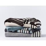 Coyuchi Mariposa Supersoft 100% Cotton Blanket Cotton in White, Size 70.0 H x 50.0 W in | Wayfair 1023569