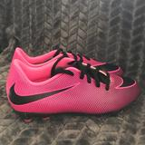 Nike Shoes   Nike Youth Soccer Cleats   Color: Black/Pink   Size: 4.5 Youth