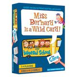 Miss Bernard Is A Wild Card: The Official My Weird School Game by All Things Equal, Multicolor