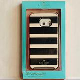 Kate Spade Accessories   Kate Spade Ny Samsung Galaxy S6 Cell Phone Case   Color: Black/White   Size: Samsung Galaxy S6