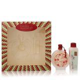 Lucky Number 6 For Women By Liz Claiborne Gift Set - 3.4 Oz Eau De Parfum Spray + 3.4 Oz Body Lotion