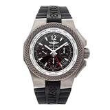 Breitling Bentley Mechanical(Automatic) Black Dial Watch EB043335/BD78 (Pre-Owned)