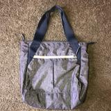 Adidas Bags | (Adidas) Bag | Color: Gray/Yellow | Size: Os