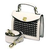 Small leather crossbody purse white, small vintage purse Black, Colombian purses, colombian gifts, Bolso de caña flecha, Colombia