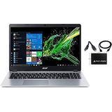 "2021 Newest Acer Aspire 5 15.6"" FHD 1080P Laptop Computer AMD Ryzen 3 3200U Dual Core Processor (Beat i5-7200U) 8GB RAM 256GB SSD Backlit Keyboard WiFi Bluetooth HDMI Windows 10 Pro w/ RE Accessories"