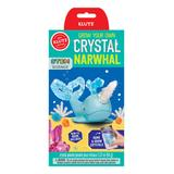 Klutz Craft Kits - Grow Your Own Crystal Narwhal Craft Kit