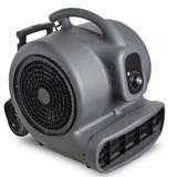 """CHO 19"""" Oscillating Blower Fan in Gray, Size 19.0 H x 19.0 W x 19.0 D in   Wayfair CHO-AL-750-GR"""