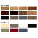 Red Barrel Studio® Grandy China Cabinet Wood/Glass in Brown, Size 70.0 H x 27.0 W x 17.0 D in   Wayfair 76157CE126CC457FAC40FF870E1FDC6C